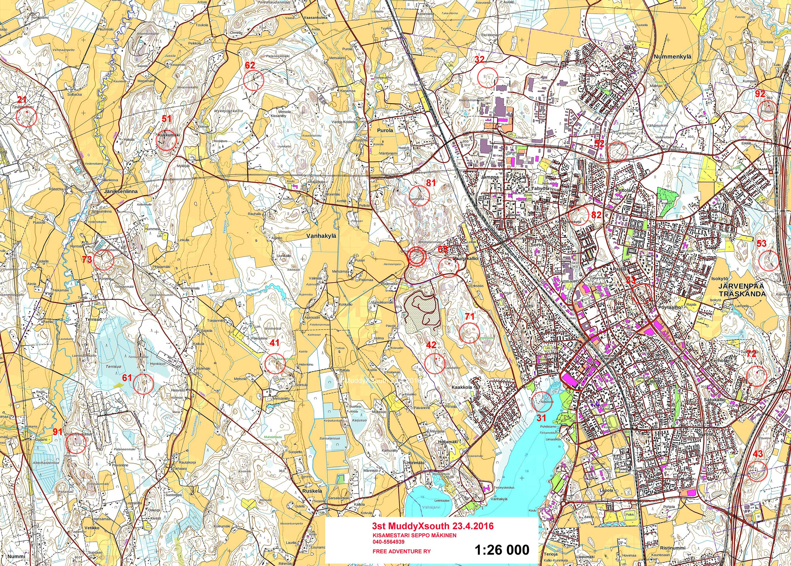 Muddy x south mtb rogaining april 23rd 2016 orienteering map request map deleted gumiabroncs Image collections