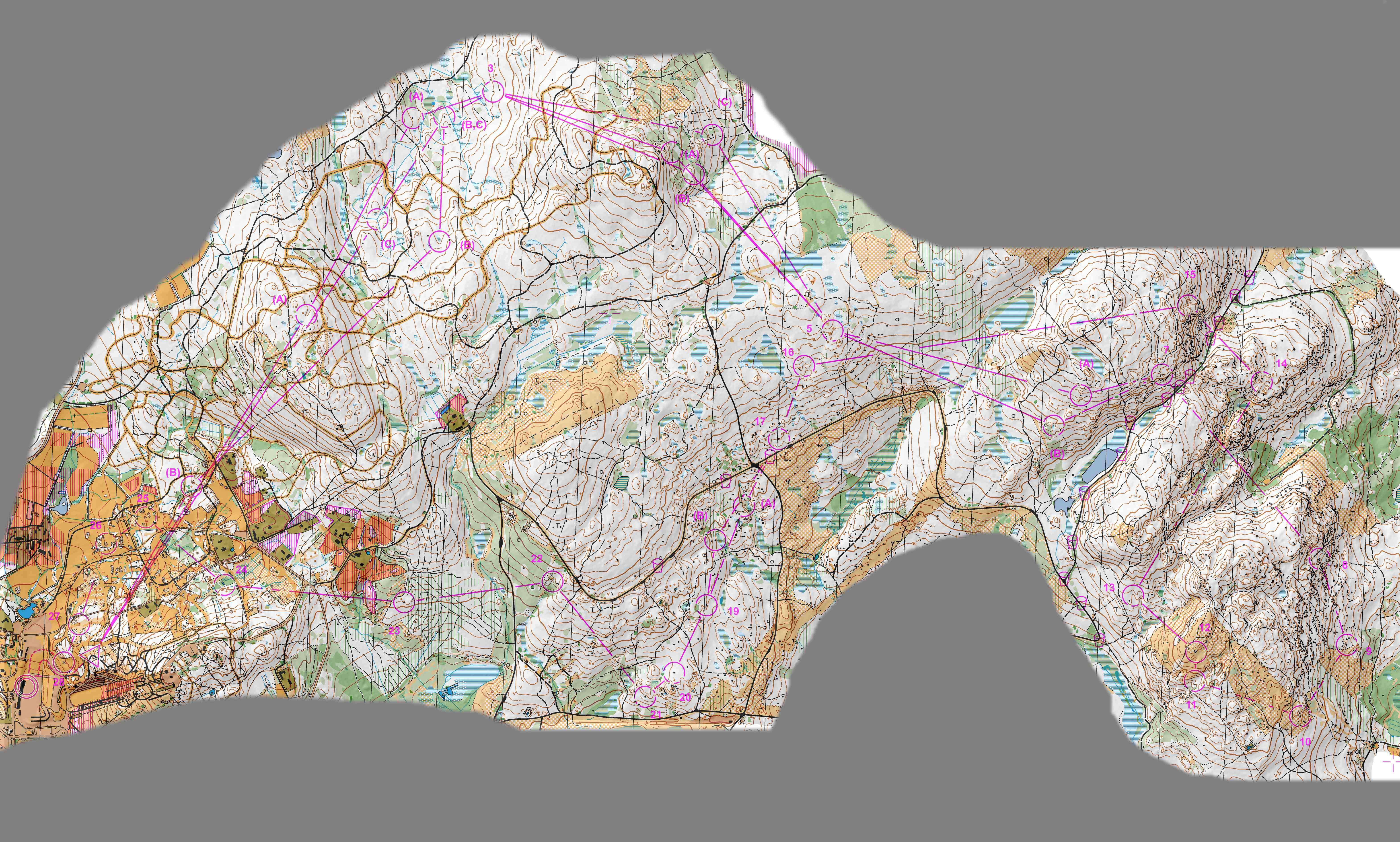 10mila 2016 herrar leg 10 may 14th 2016 orienteering map request map deleted gumiabroncs Image collections