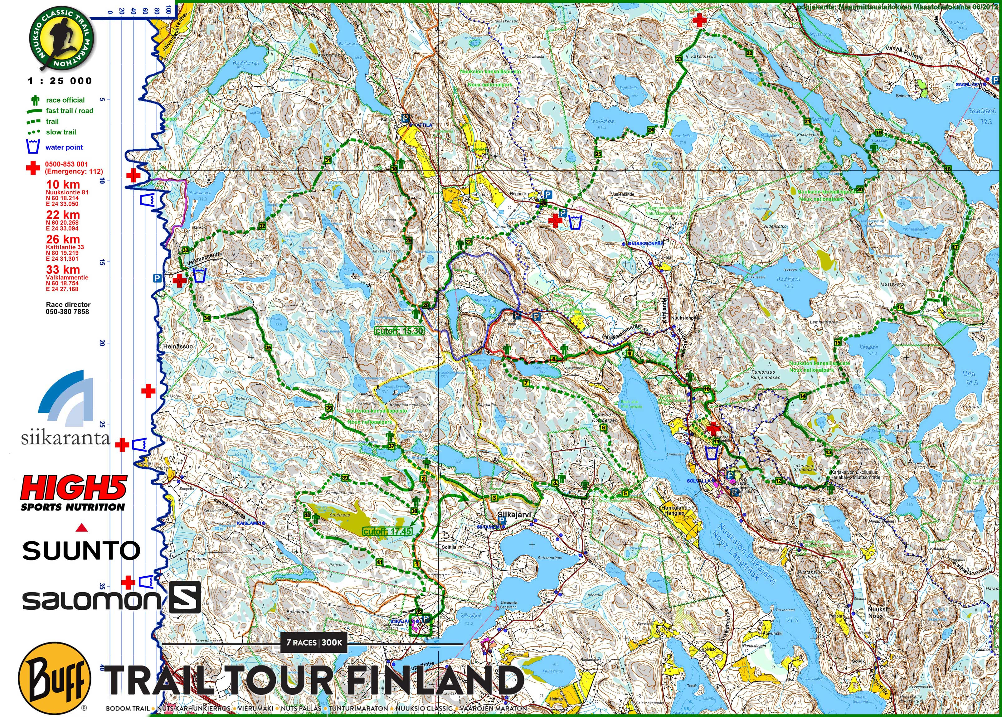 Nuuksio classic trail marathon 2016 september 3rd 2016 request map deleted gumiabroncs Image collections