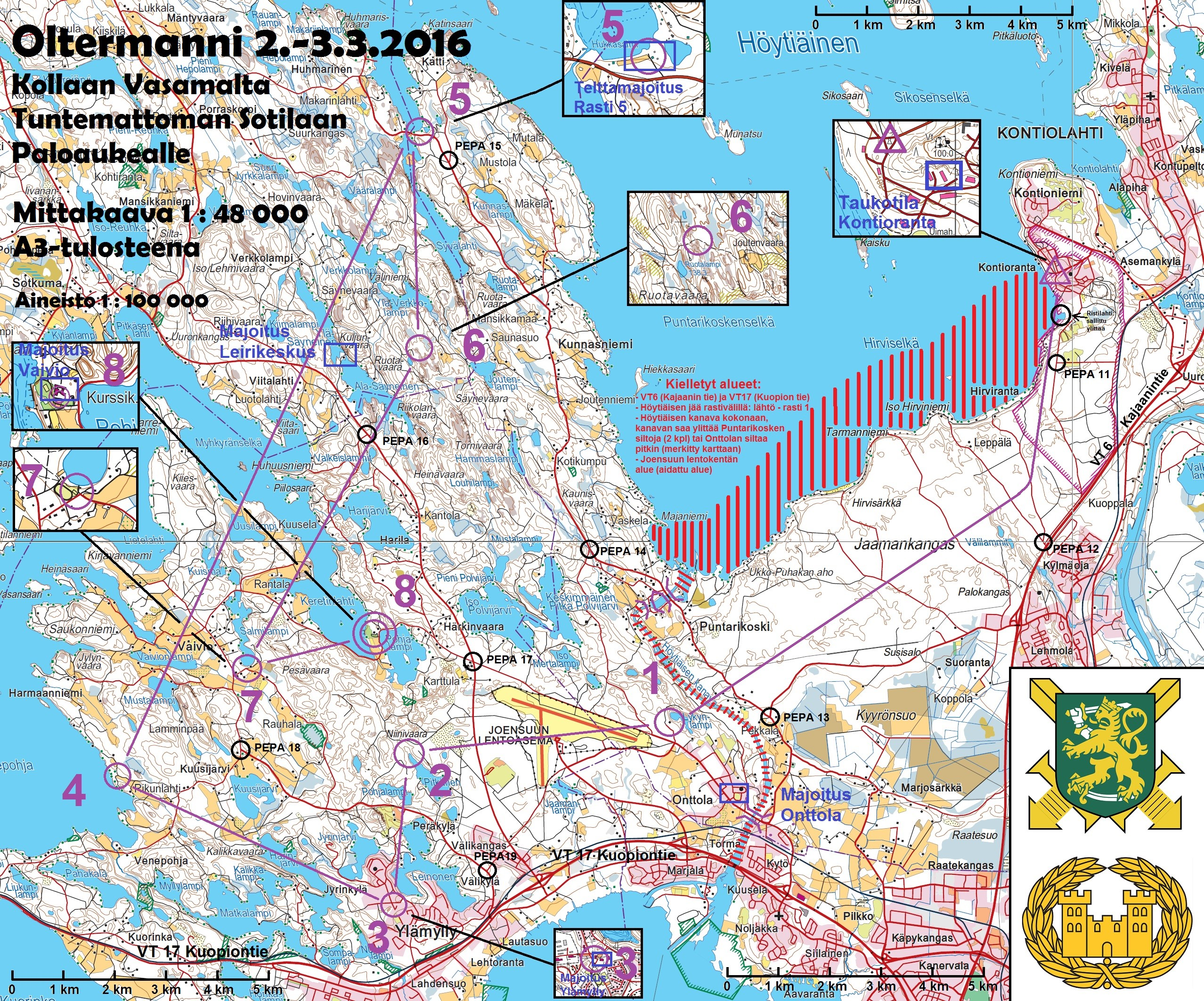 Oltermannin hiihto 1 osa march 2nd 2016 orienteering map from request map deleted gumiabroncs Gallery