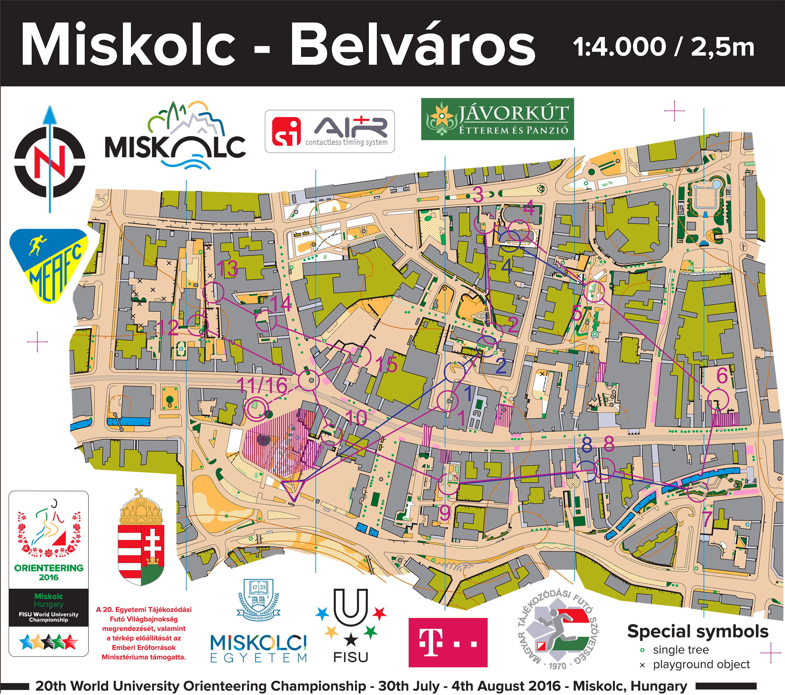 Wuoc 2016 sprint relay leg 4 august 2nd 2016 orienteering map request map deleted gumiabroncs Image collections