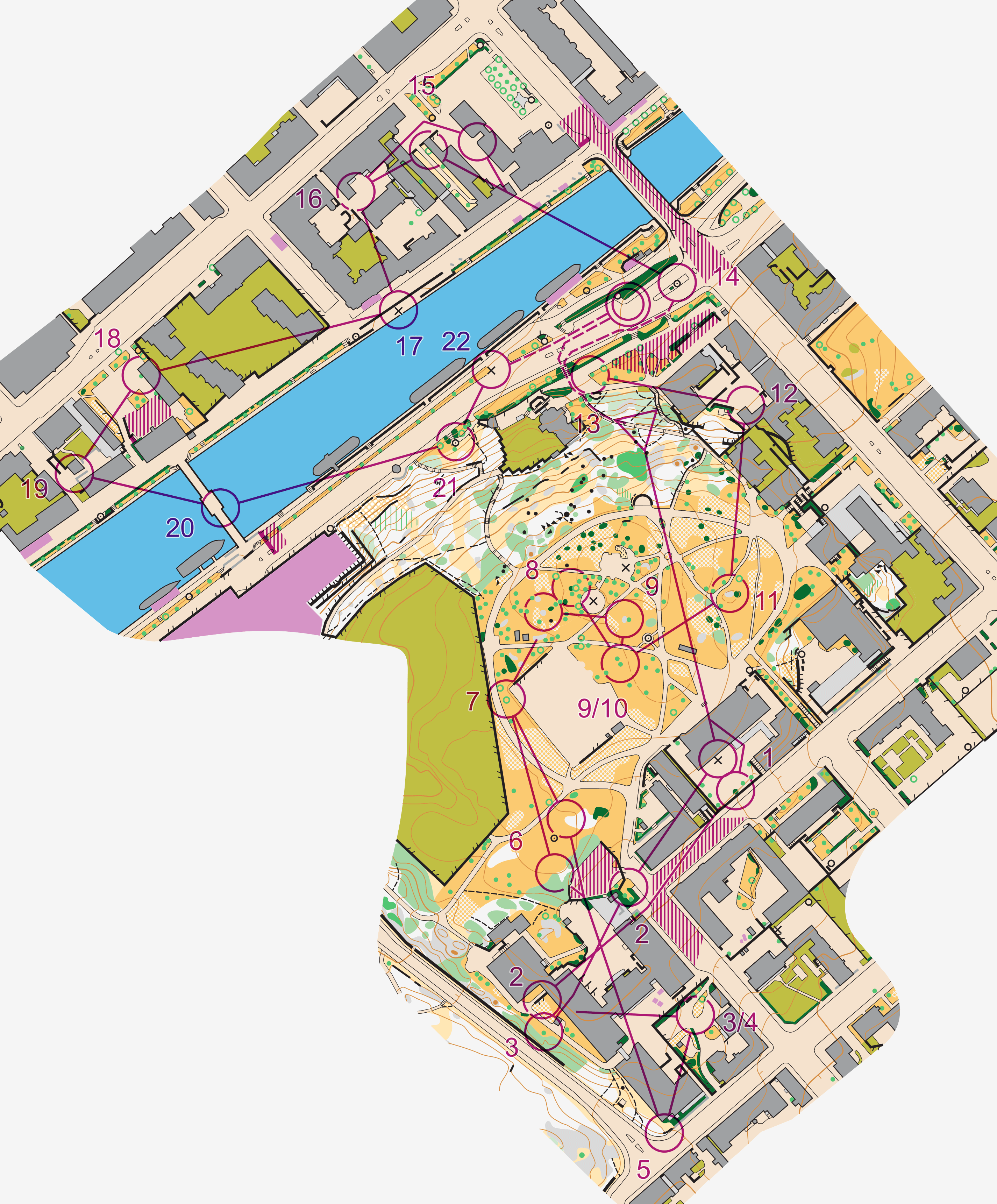 World cup sprint relay 4th leg may 24th 2017 orienteering map request map deleted gumiabroncs Gallery